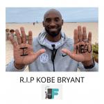 R.I.P Kobe Bryant. Escuchá las noticias.