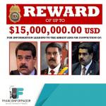Maduro vale 15 millones de USD para EE.UU.