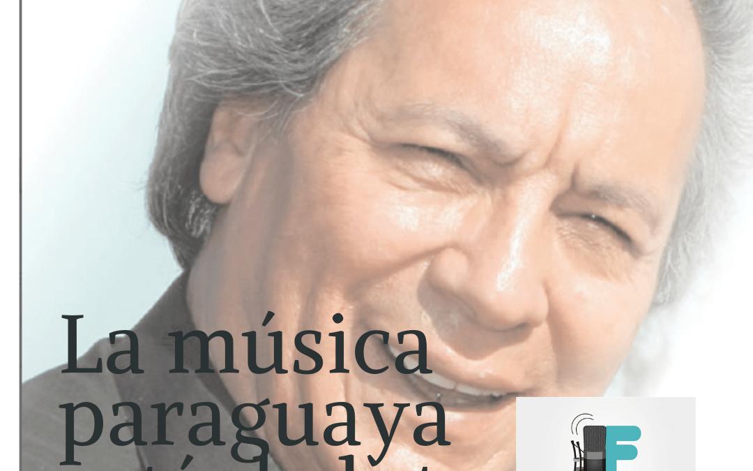 La música paraguaya de luto: Falleció Alberto de Luque, un embajador guaraní.