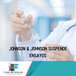 Johnson & Johnson detiene las pruebas.