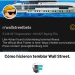 Cómo usuarios de Reddit hicieron temblar a Wall Street.