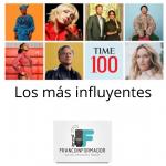 Un latino en el top 10 de los más influyentes del mundo.