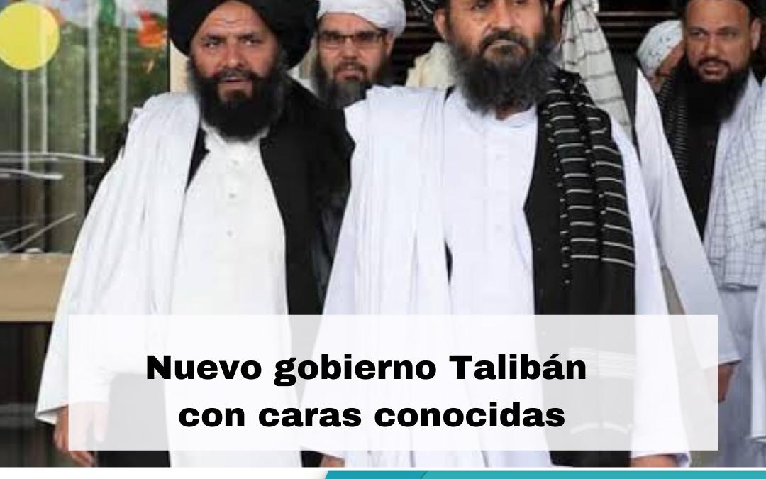 El nuevo gobierno Talibán va tomando forma y con caras conocidas.